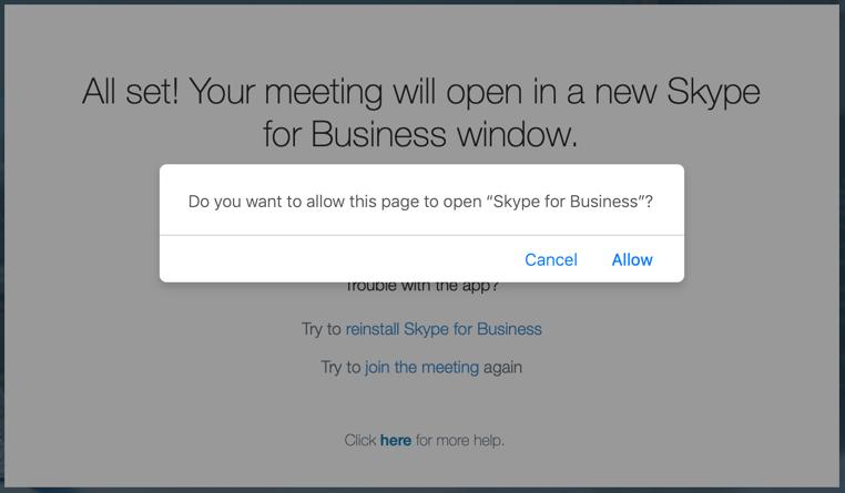 Deutsche Bank Skype For Business